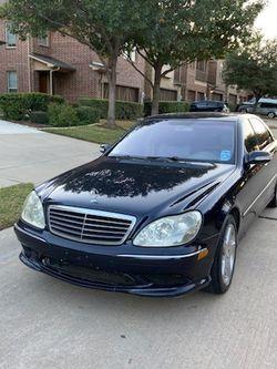 2003 Mercedes-Benz s500 for Sale in Carrollton,  TX
