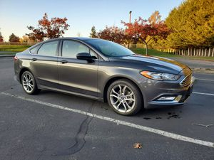 2017 Ford Fusion AWD low price for Sale in Everett, WA