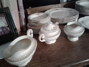 Antique Homer Laughlin china for Sale in Washougal, WA