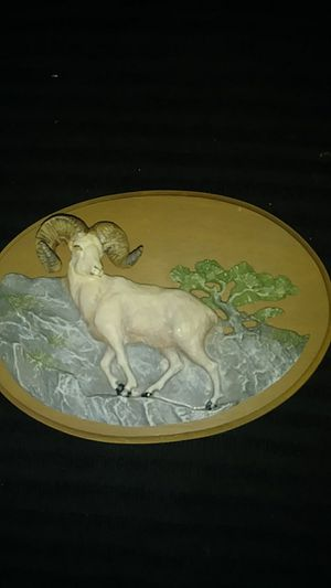 3D Big Horned Sheep wall hanging for Sale in Payson, AZ