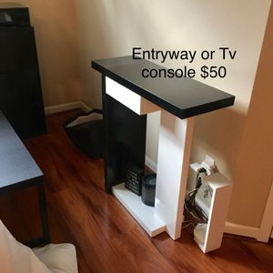Entryway Bench Chrome Leg , Dining Bench Chair, Entryway Table, Vanity Chair , Accent Chair for Sale in SeaTac, WA