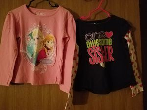 Girls T shirts fall is here & winter is near for Sale in Naperville, IL