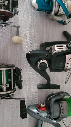 Reel And Rod for Sale in Hollywood,  FL