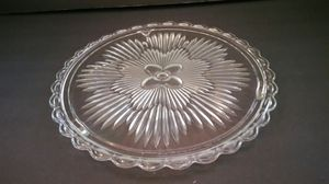 Footed Cake Plate for Sale in Chesapeake, VA