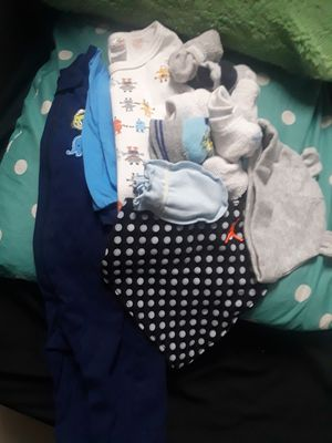 Free baby clothes for Sale in Garden Grove, CA
