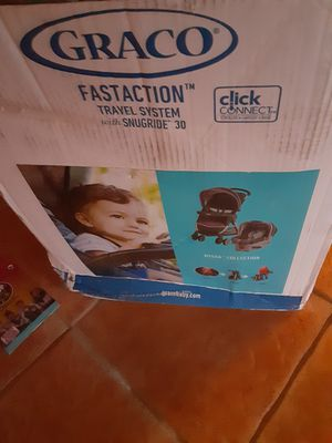 Baby stroller with carseat (for girl) for Sale in Homestead, FL