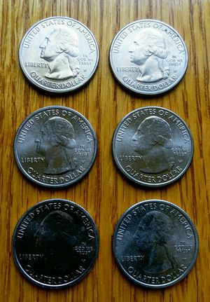 2019-W West Point mint mark quarters for Sale in San Mateo, CA