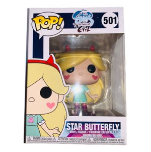 Funko Pop Disney Star vs The Forces of Evil 501 Star Butterfly (Disney Collectible Funko Pop Action Figure Toy for Kids, Adults, Collectible) for Sale in Canton, MI