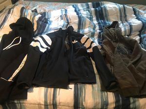 Jacket and hoodies for Sale in Seven Hills, OH