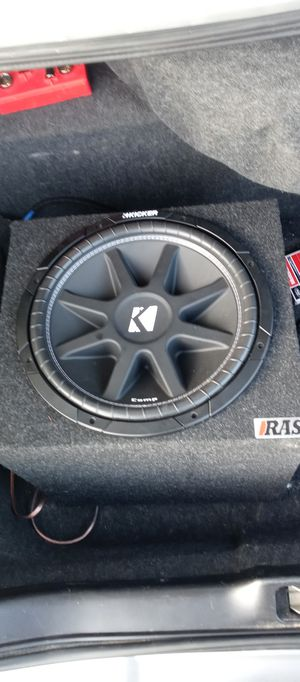 Kicker Sub for Sale in Phoenix, AZ