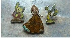 Disney beauty and the beast pins for Sale in Poinciana, FL