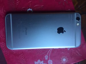 iPhone 6s 16 GB Space Grey Excellent condition unlock you can use with any company for Sale in Reedley, CA