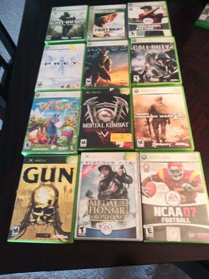 Xbox game lot for Sale in Everett, WA