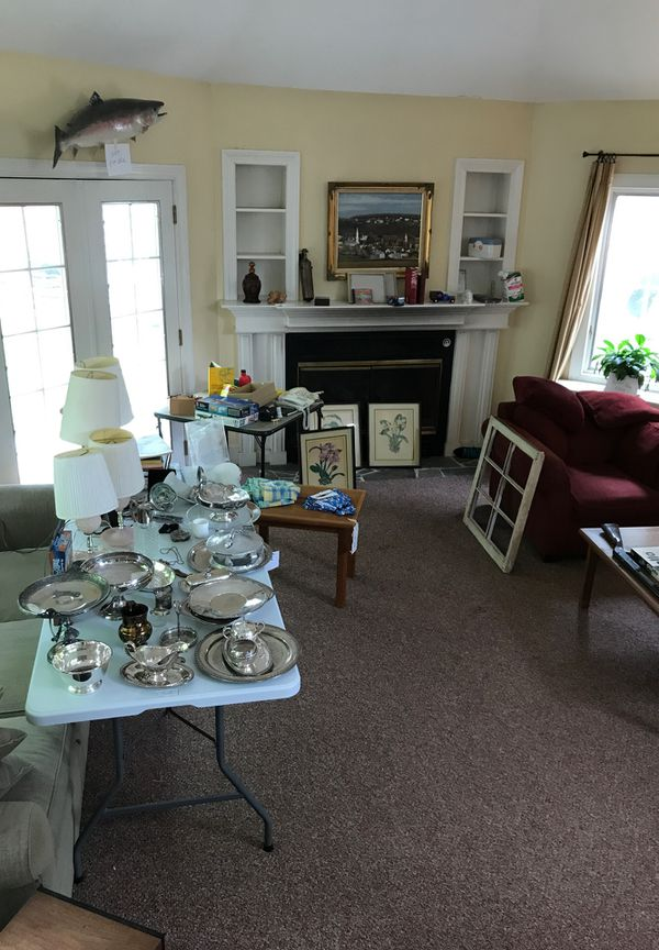 Moving sale May 4th 9am-3pm, & May 5th 12pm-3pm @1006 South Mansion drive, silver spring md, 20910