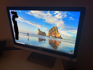 Dell Desktop Computer (All-in-One) Touch Screen for Sale in Falls Church, VA