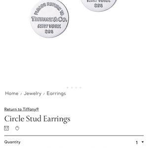 Tiffany & Company Earrings for Sale in Miami, FL