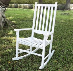New In Box Wooden Rocking Chair for Sale in Downey,  CA