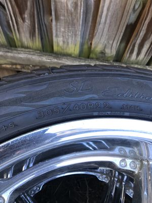 Rims/Tires for Sale for Sale in Baltimore, MD