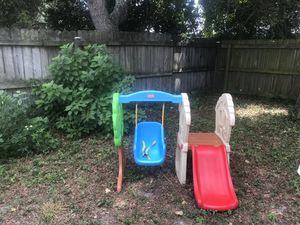 Lil Tikes -swing n slide- for Sale in Gulf Breeze, FL