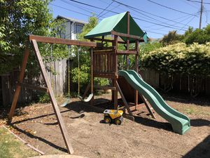 Playground, Daycare furniture, toys, learning games for sale for Sale in San Jose, CA