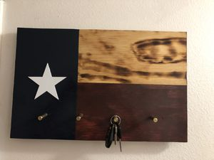 Texas state key chain holder with bullets for Sale in Laredo, TX