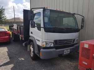 06 Ford LCF diesel flatbed for Sale in Houston, TX