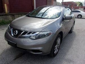 2011 Nissan Murano CrossCabriolet for Sale in Cleveland, OH