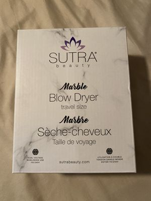 Sutra beauty travel size blow dryer for Sale in Modesto, CA