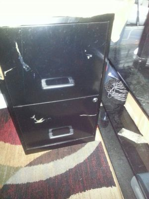 File cabinet with key included for Sale in Washington, DC