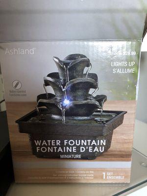 Miniature Water Fountain for Sale in San Jose, CA