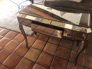 Mirror Desk/Vanity for Sale in Scottsdale, AZ