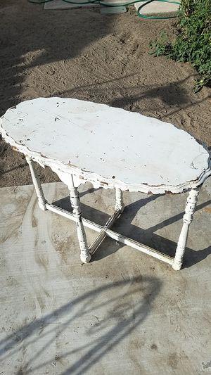 Mahogany entryway table. Vintage for Sale in Modesto, CA