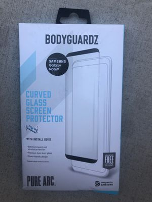 Samsung galaxy note 9 screen protector for Sale in Los Angeles, CA