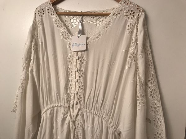2ff5f7ec931be Fillyboo Cleo Duster boho maxi dress for Sale in Decatur, GA - OfferUp