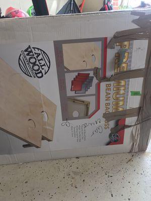 Bean bag toss for Sale in Arlington, VA