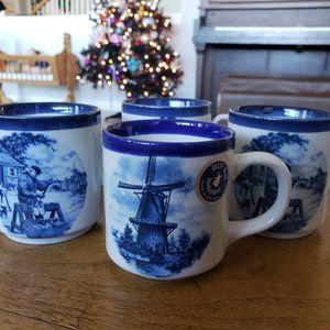 Delt blue mugs for Sale in Lake Elsinore, CA