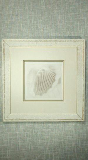 "Seashell Coastal Wall Art , 19""x19"" *PICKUP ONLY* home decor, household, pictures, paintings, beach for Sale in Mesa, AZ"