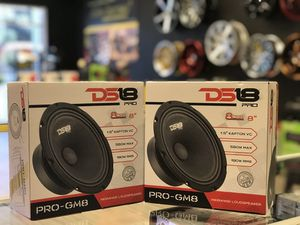 """8"""" DS18 Loudspeakers for Sale in Tampa, FL"""