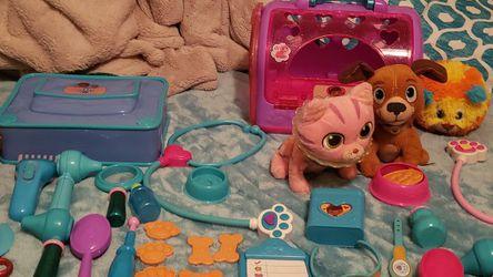 Doc Mcstuffins Toy Vet for Sale in Copperas Cove,  TX