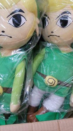 """Nintendo Legend of Zelda 19"""" Plush Backpack for Sale in Los Angeles,  CA"""