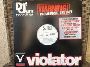 "Violator ""Vivrant Thing"" 12"" Single for Sale in Menifee, CA"