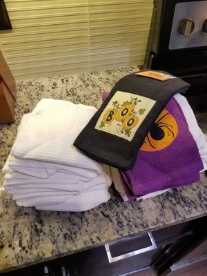 Dish towels for Sale in Durham, NC