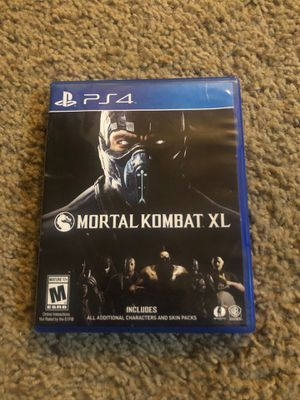 Mortal kombat XL for Sale in Lodi, CA
