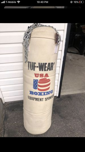 Punching/boxing bag for Sale in Minneapolis, MN
