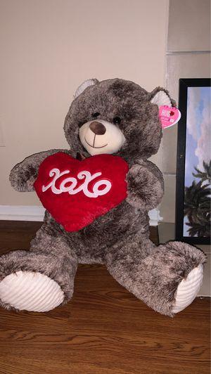 Brand new plush bear for Sale in Birmingham, AL