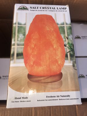 Himalayan salt lamps. 40+ available for Sale in Petersburg, VA
