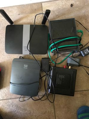 Routers and modems for Sale in Port Charlotte, FL