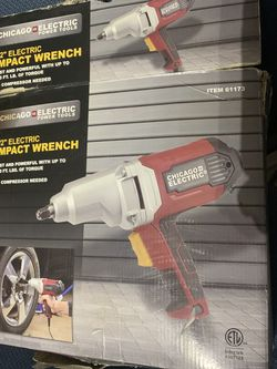 "1/2"" Electric Impact Wrench for Sale in Nellis Air Force Base,  NV"