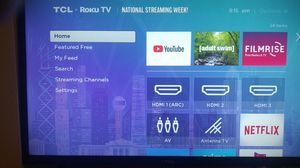 "TCL 32"" Roku Smart tv for Sale in Jacksonville, FL"