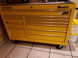 Snap-on tool box 4sale classic78 for Sale in Jackson, NJ
